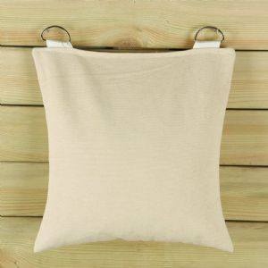 Standard Single Section Wall Bag - Canvas